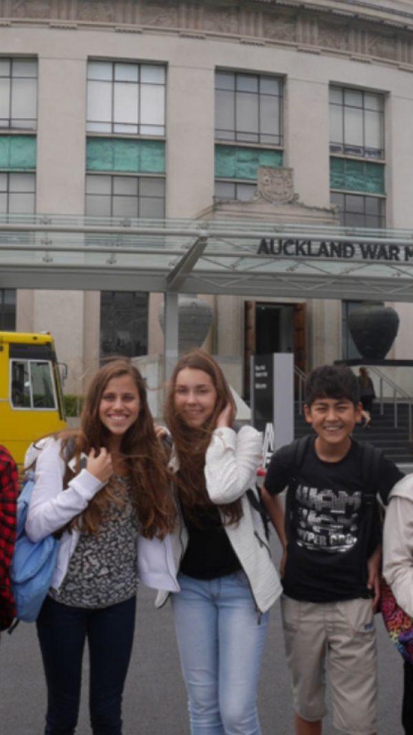 ニュージーランドスタディツアー